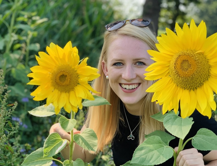 Kira Wichert aus Edewecht ist Mitglied im Betriebsausschuss Abfallwirtschaft des Landkreises